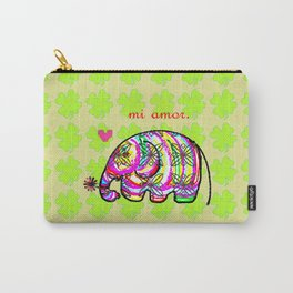 Mi Amor Carry-All Pouch