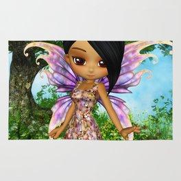 Lil Fairy Princess Rug
