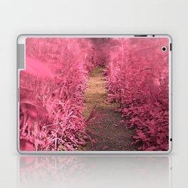 Windy Goose Creek Trail - Tickle Me Pink Laptop & iPad Skin