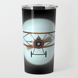 Flying by Night Travel Mug