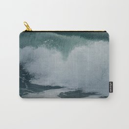 wave motion // no. 8 Carry-All Pouch