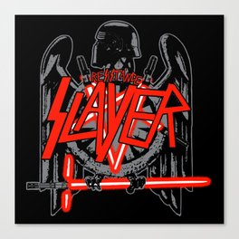 Resistance Slayer Canvas Print