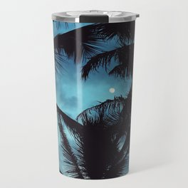 Honolulu Moon Travel Mug