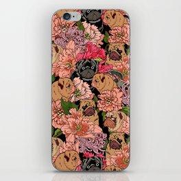 Because Pugs iPhone Skin