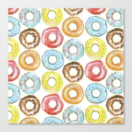 Urban Sweets Canvas Print