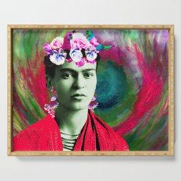 Frida Love's Freeda Serving Tray
