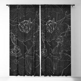 Bat Attack Blackout Curtain
