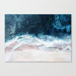 Blue Sea II Leinwanddruck