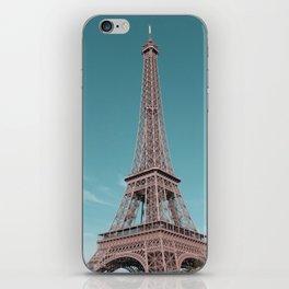 paris, france, eiffel tower iPhone Skin