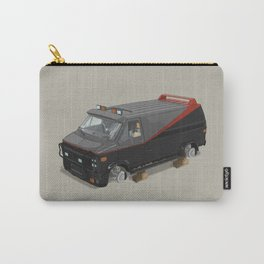 80´s tv and films cars (A team) Carry-All Pouch