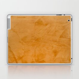 Tuscan Orange Stucco Laptop & iPad Skin