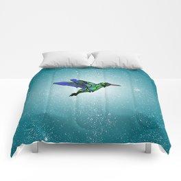 VITRAL COLIBRI Comforters