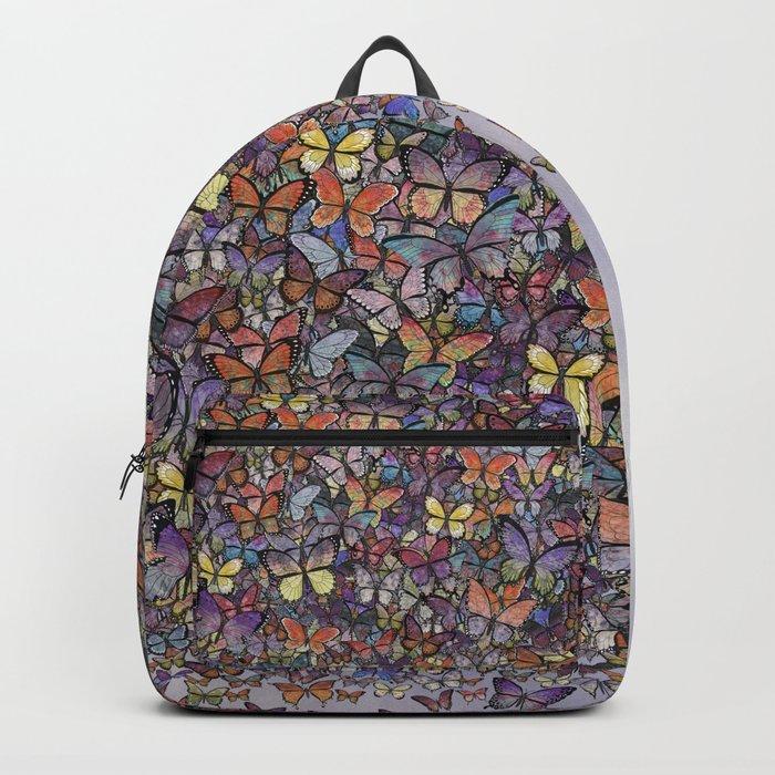 butterfly cascade Backpack