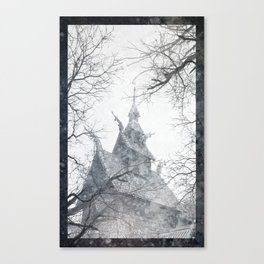 Reminders of Home Canvas Print