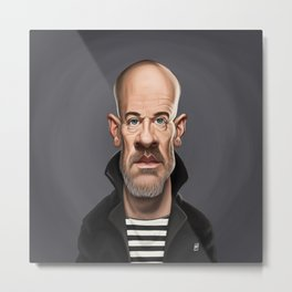 Celebrity Sunday - Michael Stipe Metal Print