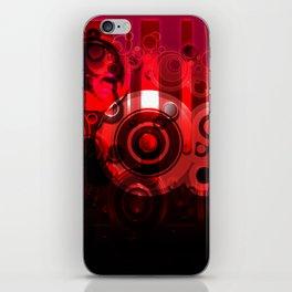 Rubidus iPhone Skin