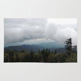 Smoky Mountains, Clingmans Dome Rug