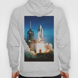 Space Shuttle Launch Hoody