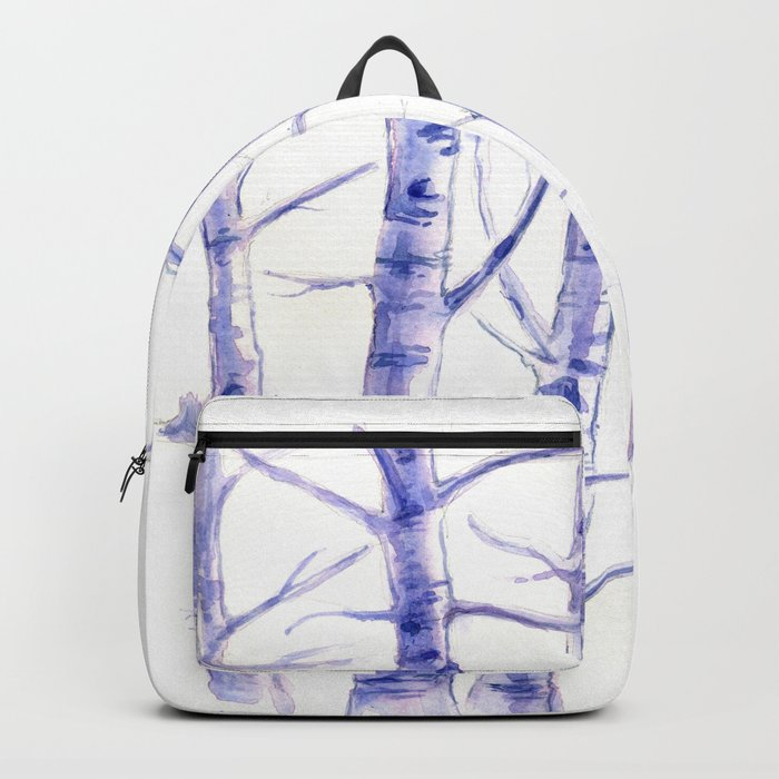 Birches I Backpack