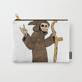 cartoon grim reaper. Carry-All Pouch