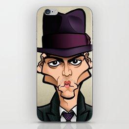 Dillinger iPhone Skin