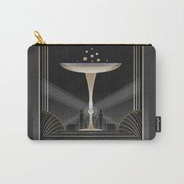 Art deco design VI Carry-All Pouch