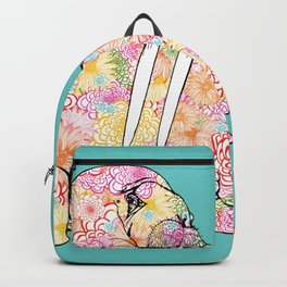 Aqua Walrus Backpack