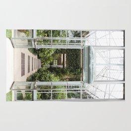 Conservatory Doors Rug