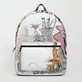 Mr Cat Backpack