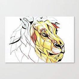 Mighty Jungle  Canvas Print