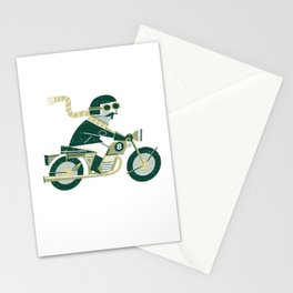 Motorbike Stationery Cards