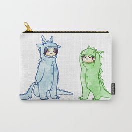 dragon brothers Carry-All Pouch