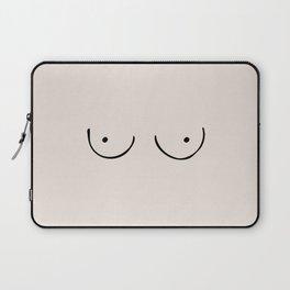 Boobs Laptop Sleeve