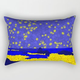 Golden Rio Rectangular Pillow