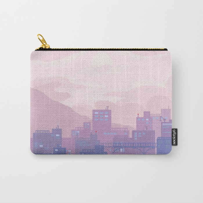 Sleeping City Carry-All Pouch