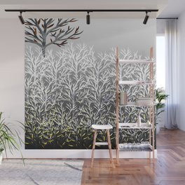 One happy tree Wall Mural