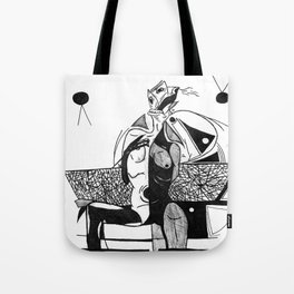 Dejected Tote Bag