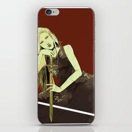 Emma Carstairs iPhone Skin