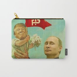 Trump Putin Carry-All Pouch