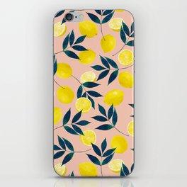 Lemony Goodness iPhone Skin