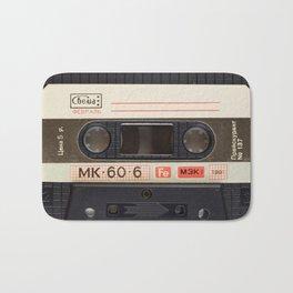 Retro 80's objects - Compact Cassette Bath Mat