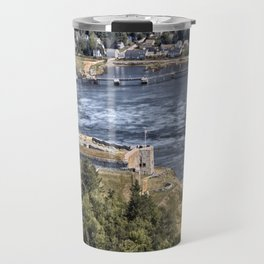 Fort Knox and the Penobscot River Valley Travel Mug
