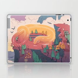 The creature of the mountain Laptop & iPad Skin