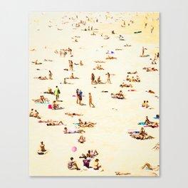 Summer #society6 #decor #buyart Canvas Print