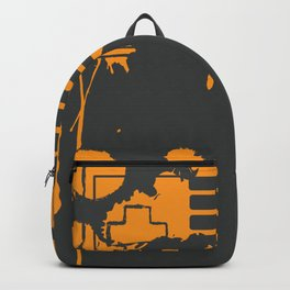 """Control"" - Reversed Backpack"