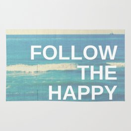 Follow the Happy Rug