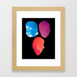 Chance The Rapper Music Framed Art Print