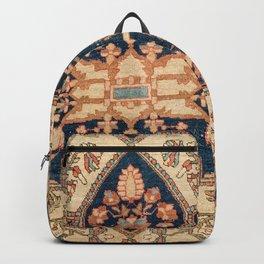 Ferahan  Antique West Persian Rug Print Backpack