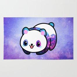 Kawaii Galactic Mighty Panda Rug