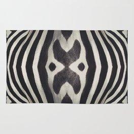 Zebra XHEAD Rug
